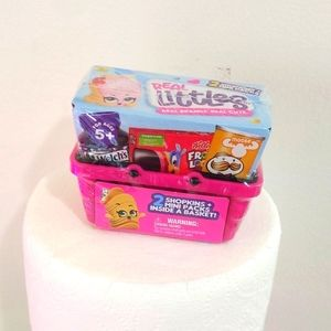 Shopkins Real Littles 2 pack 🛍️